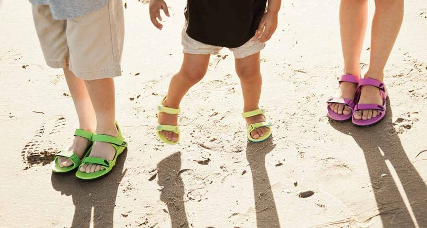 Tips And Hacks To Extend The Life Of Kids Sandals