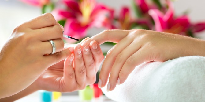 16 Hot Wedding Day Manicures For Brides Of Every Distinction