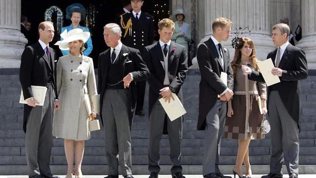 Why Do We British Love to Dress Up?