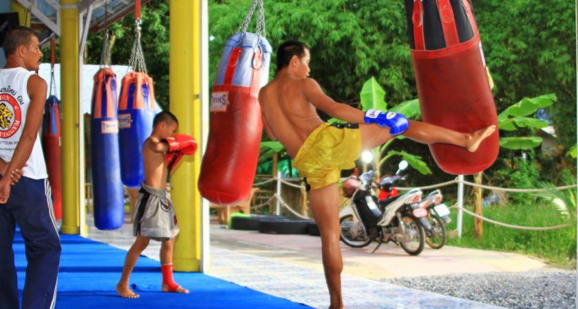 Becoming A Better Person With Muay Thai From Thailand